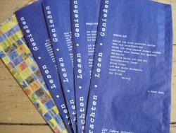 Literatur auf der Brötchentüte