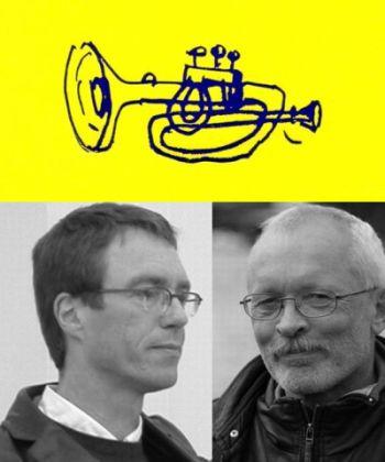 Trompete mit Peer Schröder und Theo Köppen (v. l.)