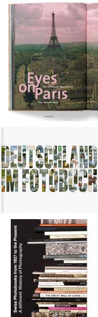 Bücher über Fotobücher
