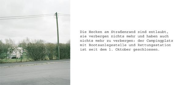 """Johannes Kühner fotografiert """"Die Schamzone einer Stadt"""""""