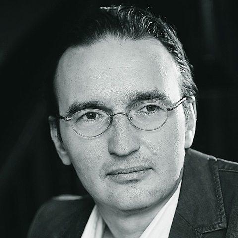 Gerhard Henschel. ©Jochen Quast
