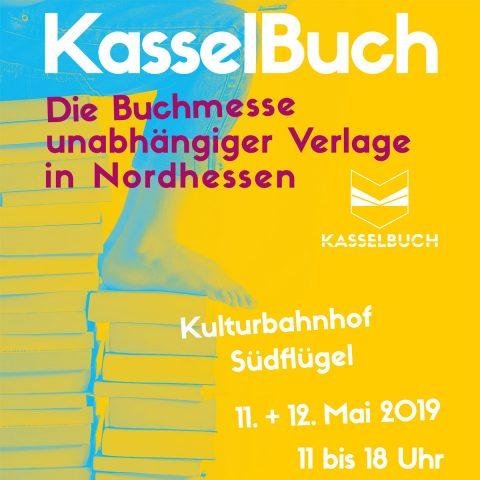 KasselBuch 2019 Die Buchmesse unabhängiger Verlage in Nordhessen